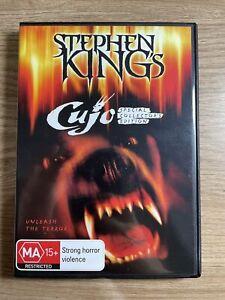 DVD: Stephen Kings CUJO - Special Collectors Edition