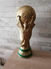 WM Pokal 36cm Maßstab 1:1 Fifa Weltmeister Pokal Originalgröße