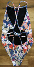 JOLYN 30 Tie BACK Dayno II 2 SWIMSUIT Swim EASY Going RARE Retired ATHLETIC GUC!