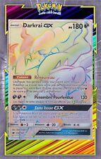 Darkrai GX Secret-SL3:Ombres Ardentes-158/147-Carte Pokemon Neuve Française