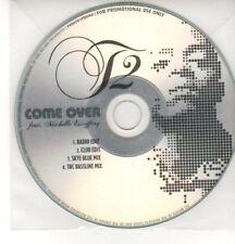 (AY241) T2, Come Over ft Michelle Escoffery - DJ CD