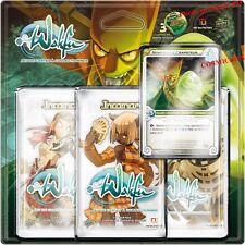 DOFUS - WAKFU set of 3 boosters INCARNAM & NOMEKOP card by ANKAMA traiding cards