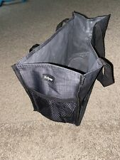 Thirty-one Utility Organizer mini tote hand bag keep it caddy in Black