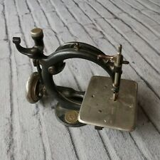 Vintage 1800s Antique Wilcox & Gibbs Sewing Machine Crank