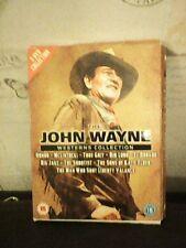 The John Wayne Westerns Collection (DVD, 2009 9-Disc Set Box Set) RIO LOBO HONDO