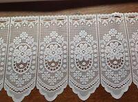 brise bise cantonnière rideaux à décor vendu au mètre B43