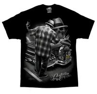 DGA Perfection Homies Cholo Lowrider Chicano Art David Gonzales T Shirt