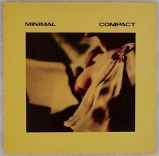 "MINIMAL COMPACT: New Wave Belgium Crammed Discs 12"" NM Post Punk Vinyl"