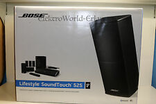 Bose Soundtouch 525 Lifestyle Series 4 IV 5.1 Heimkinosystem Bluetooth Wifi, NEU