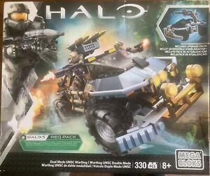 New Sealed Halo UNSC Warthog / Mega Bloks