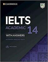 Cambridge IELTS 14 Academic Students Book with Answers and CD (AUTHENTIC COLOURE
