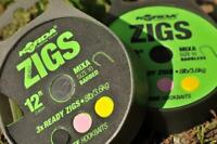 New ! Korda Loop Ready Tied Rigs All Types And Sizes Available
