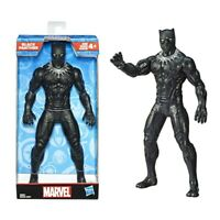 MARVEL BLACK PANTHER ACTION FIGURE. NEW! 25cm/9inch HASBRO 2019.