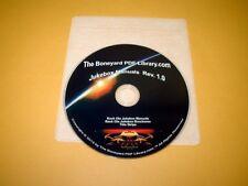 Rock-Ola Jukebox Manuals On DVD (1 Disc)