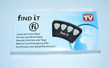 As Seen On TV Find It Key Finder New in box