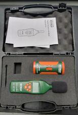 Extech 407732 Kit Digital Sound Level Meter Kit