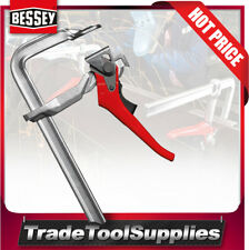 Bessey Lever Clamp 200mm Non-Slip Trigger Release GH20 200/100