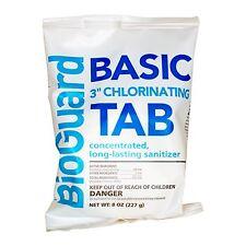 """BioGuard Basic 3"""" Chlorinating Tab - 8oz Tab"""