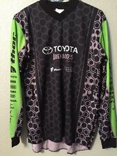 NWOT Live Nation Toyota Arenacross/Sponsors LS  Jersey Style T-Shirt Adult S