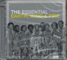 2 CD ♫ Compact disc Box **THE ESSENTIAL ♦ EARTH WIND & FIRE** nuovo sigillato