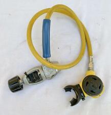 Scuba Diving Aqua Lung Titan 1st & 2nd Stage Regulator