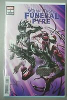 WEB OF VENOM FUNERAL PYRE #1 CRAIN 1:25 VARIANT Carnage Cover