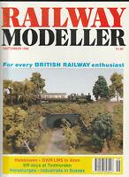 RAILWAY MODELLER Magazine September 1996 - Halesowen GWR/LMS In 4mm