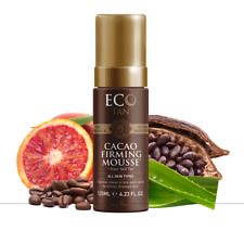 Eco Tan Certified Organic Cacao Firming Mousse 125ml
