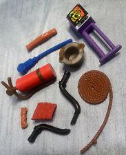 Vintage Accessories Lot Teenage Mutant Ninja Turtles Fire Extinguisher TMNT