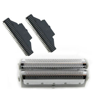 Electric Shaver Replacement Foil and Cutter for Panasonic ES-RW30 ES4000 ES4001