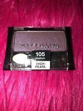 MAYBELLINE 105 Amethyst Expert Wear EYE SHADOW NEW & SEALED !