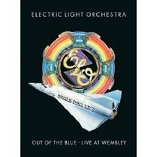 """ELECTRIC LIGHT ORCHESTRA """"OUT OF THE BLUE - LIVE AT Wembley""""  DVD NEW+"""