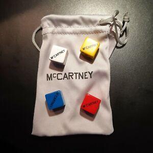 McCARTNEY III - Box and Dice LOT / BUNDLE