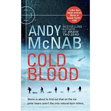 Cold Blood: (Nick Stone Thriller 18) by Andy McNab (Hardback, 2016)