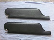 1965 GTO cutlass 442  connvertible sun visors black