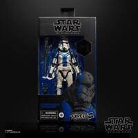 Star Wars Force Unleashed Stormtrooper Commander The Black Series PREORDER READ!