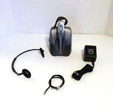 Plantronics CS55 Wireless Office Headset system (U1)