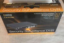 Q-See 8 Channel 500GB Security Surveillance DVR