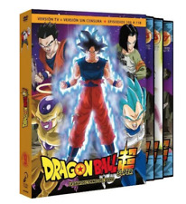 Dragon Ball Super Box 9  DVD TORNEO DE PODER Episodios 105 A 118