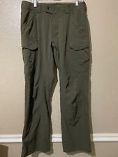 5.11 Tactical Traverse Pants 74401 Size 32 x 32 Men's Green Nylon Spandex