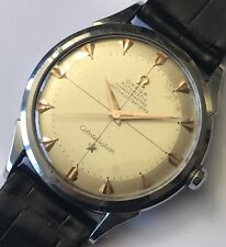Rare Vintage 1952 OMEGA Constellation Automatic Chronometer Mens Watch! Cal 354!