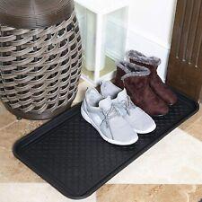 Multi Purpose Boot Mat Tray Waterproof Rubber Shoe Dog Water Litter Box Outdoor