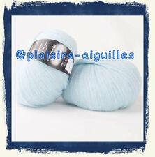 5 pelotes de laine PHIL NUAGE SUIE neuves