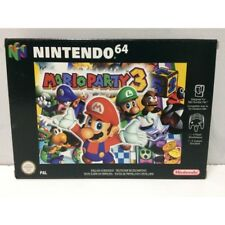 Mario Party 3 Nintendo 64 N64 Pal