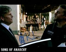JEFF KOBER signed Autogramm 20x25cm SONS OF ANARCHY in Person autograph COA