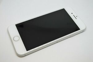 Apple iPhone 8 256GB Silver (Unlocked) A1863 AS IS DEAD FOR PARTS REPAIR #L216