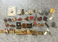Lot Of 37 Different Pins—