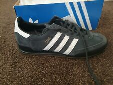 Adidas Jeans Trainers Carbon Grey UK 9