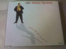 C&C MUSIC FACTORY - HERE WE GO - UK CD SINGLE