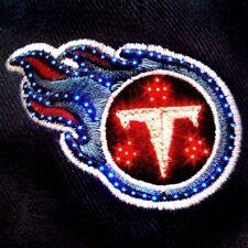 Tennessee Titans NFL Football Flashing Fiber Optic Hat